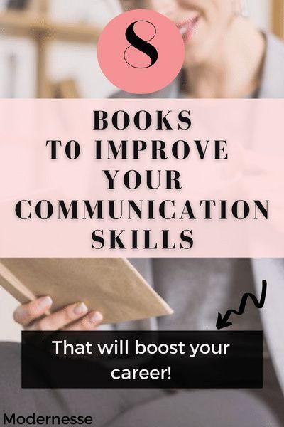 8 Best Books For Communication Skills Modernesse Communication Skills Good Communication Skills Improve Communication Skills