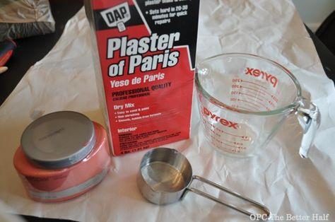 Homemade Chalk Paint - OPC The Better Half