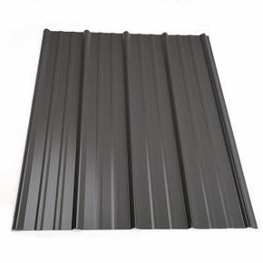 Built For Beauty Durability And Value The Metal Sales Classic Rib Is A Hard Working Roof Panel That Performs Roof Panels Metal Roof Panels Steel Roof Panels