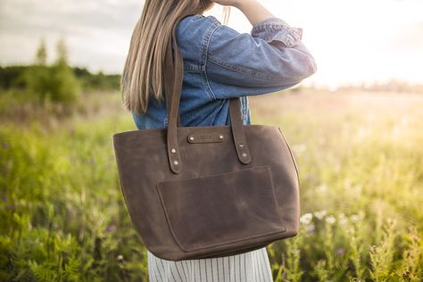 Leather tote bag, Personalized tote bag, Personalized leather tote bags for women, Top grain leather handbag tote personalized (or not) Tote Handbags, Leather Handbags, Leather Totes, Fabric Handbags, Personalized Tote Bags, Cloth Bags, Large Tote, Womens Tote Bags, Ralph Lauren