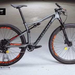 Specialized Epic Expert Carbon 2018 Mountain Bike Disegno Di