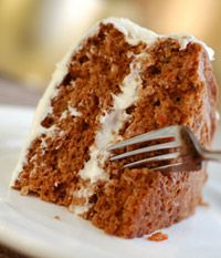 Low glycemic Skinny Carrot Cake!