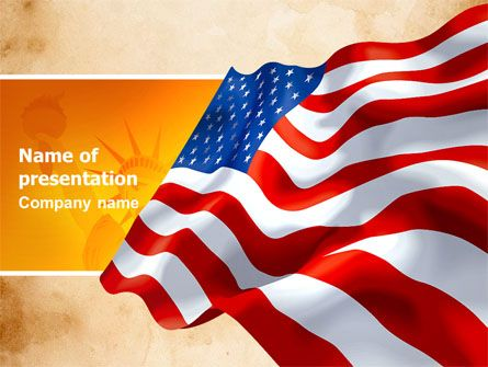 Church PowerPoint Template Memorial Day Salute - SermonCentral