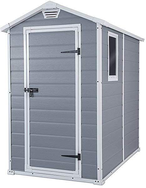 Las 10 Mejores Casetas Resina En 2018 Locker Storage Outdoor Structures Shed