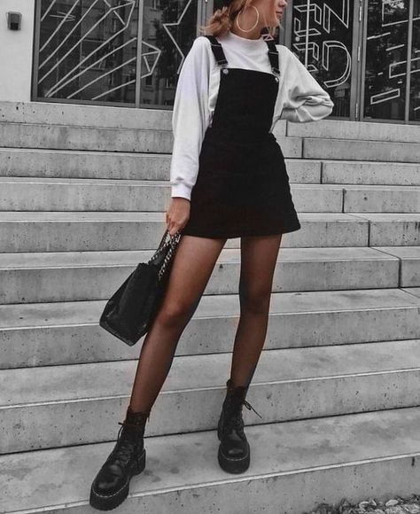 37 Black and White Outfits Make You Fashionable outfits with black and white, wearing style
