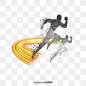 Running Man Run Track Light Png Transparent Clipart Image And Psd File For Free Download Cartoon Character Pictures Graphic Design Background Templates Font Illustration
