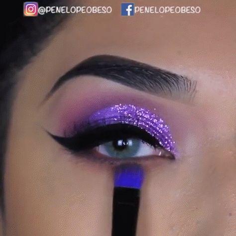 Galaxy Makeup Art