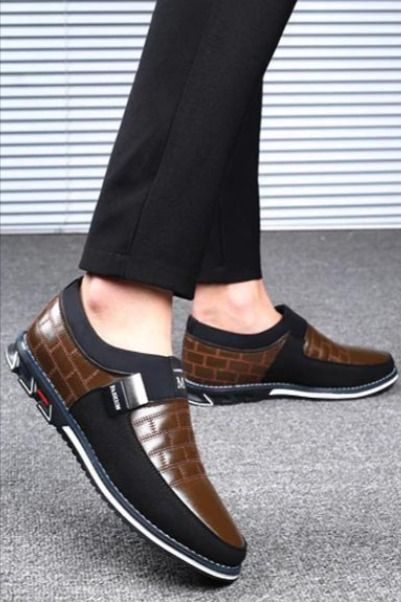 Model Shoes Without Lacing in 2020
