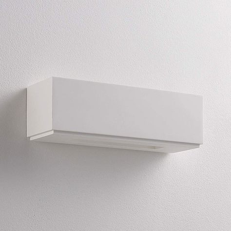 Moderne Wandleuchte Von Lampenwelt Com Weiss Led Led Wandlampen