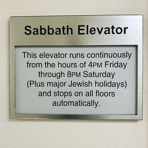 Reposted from @weltspiegel In the #jewish #tradition there are many things you are not supposed to do on Shabbath n other festivities among them also switching on/off buttons  Foto: @ard.newyork . . #NewYork #FunFacts #SoGehtsAuch #Toleranz #Sabbat #Aufzug #shabbat #elevator #Judaism #arountheworld #nyc #culture #tolerance #travel #wanderlust #weltspiegel #correspondent #saturday #weekend #lol