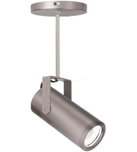 Silo Brushed Nickel 20 Watt Led Spot Light Wac Lighting Led Spotlight Led Spot