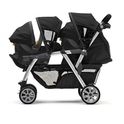 43++ Chicco double stroller frame info
