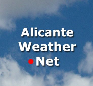 Follow Alicante Weather on Twitter