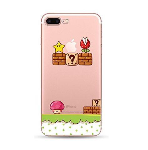 coque iphone 7 silicone kawaii