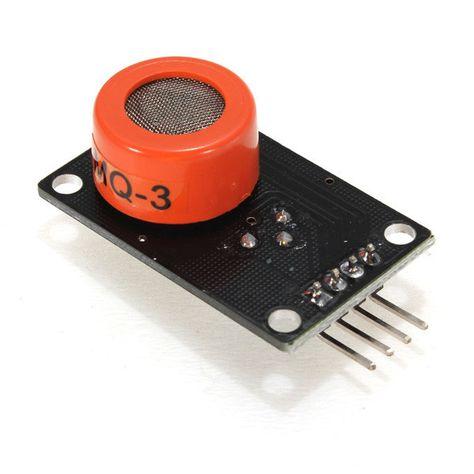 MQ-3 Alcohol Ethanol Gas Sensor Arduino Pi IoT UK
