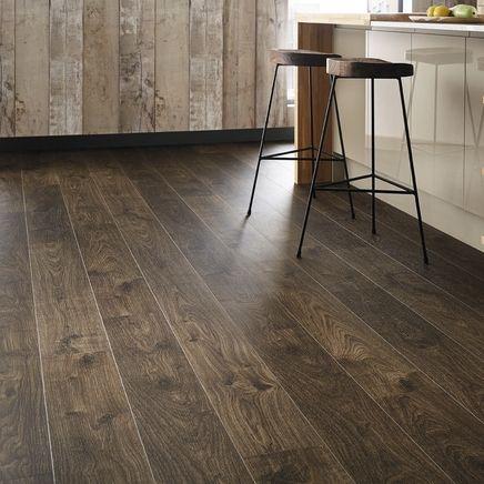 Quickstep Livyn Cottage Oak Dark Brown Vinyl Flooring Flooring Vinyl Flooring Floor Design
