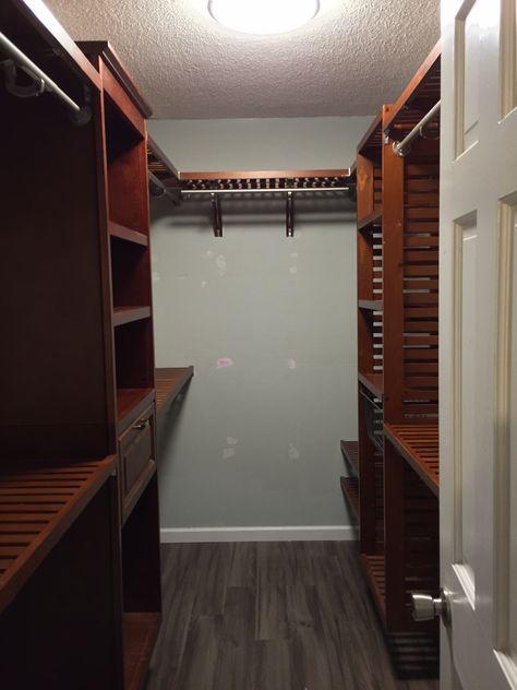 Allen Roth closet