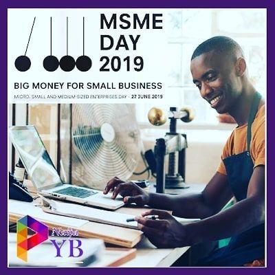 Msmeday19 Big Money For Small Business Financing The Sdgs Linkinbio Sme Msme Loan Un In 2020 Big Money Small Business Business