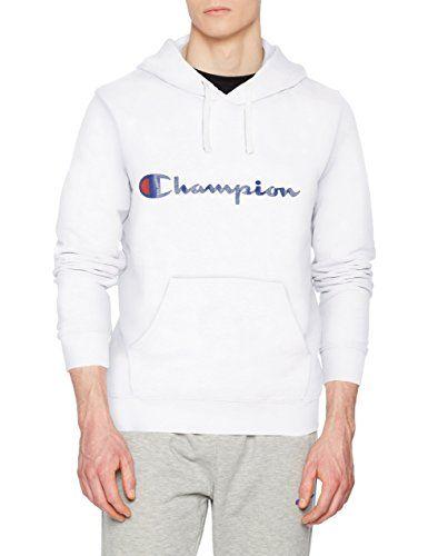 Champion Crewneck Sweatshirt-American Classics Sudadera para Mujer