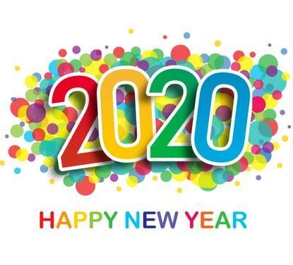 New Year 2020 Graphics Pictures For 2020 Year To Friends Him Her Mom Dad Bro Sis Co Happy New Year Stickers Happy New Year Images Happy New Year Wishes
