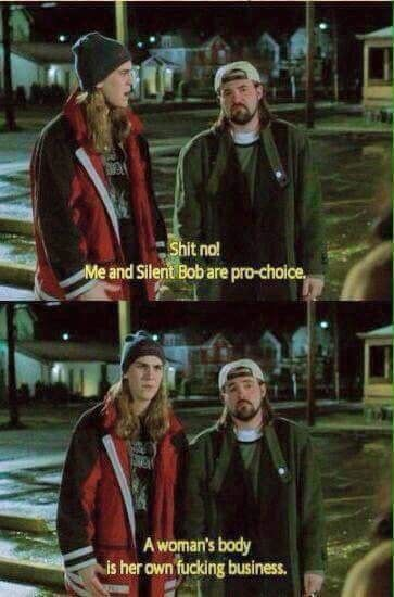 Jay And Silent Bob Gif : silent, Political