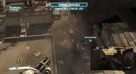 Idea By Sean Goodwin On Heads Up Display Army Of Two Cartel