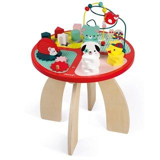 Table D Activites Baby Forest Nature Decouvertes En 2020 Table D Activite Jouet Eveil Table De Jeux