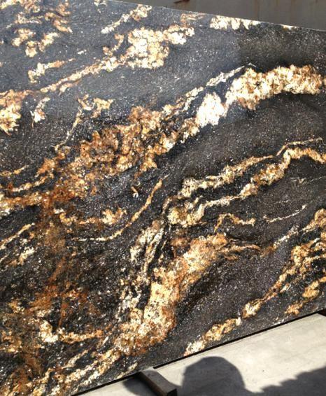 Granite Black Fusion Golden Source Tile In 2020 Granite Countertops Colors Granite Countertops Kitchen Black Marble Bathroom