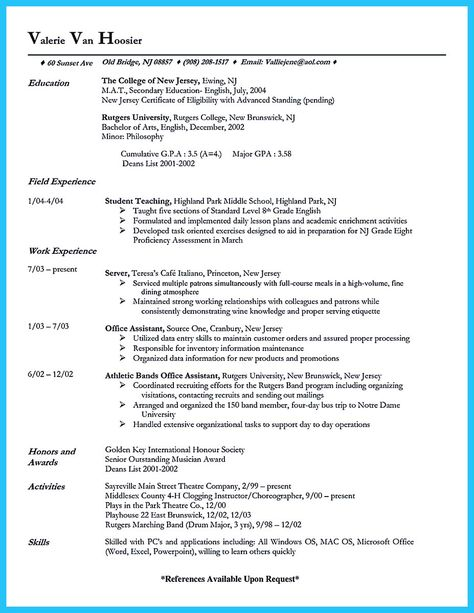 In Chiropractic Assistant Resume, Chiropractic Assistant - radiology resume