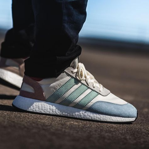 the latest 85614 9f54f Release Date   June 1, 2018 Adidas I-5923 Runner Pride Cream White   Black  Credit   Afew Store