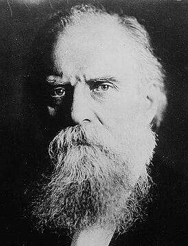 Чайковский Николай Васильевич (1850-1926) член Временного Всероссийского Правительства
