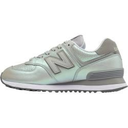 New Balance Damen Sneaker Wl574ksc, Größe 40 in Grün New ...