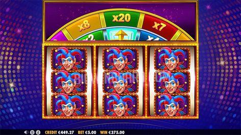 Video Slots Casino Unleashes New Joker Feature