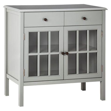 windham storage cabinet with drawer gray threshold products rh pinterest com au