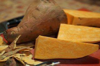 Resep Soetpatats Met Spek Maroela Media Sweet Potato Health Benefits Sweet Potatoes For Dogs Sweet Potato Dog Chews