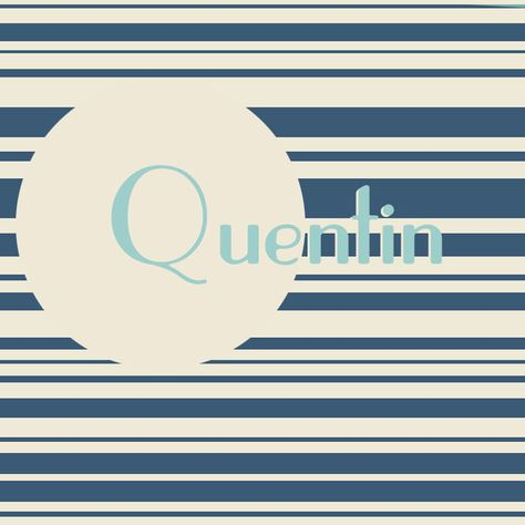 Quentin - The Cutest French Baby Names for Boys - Photos