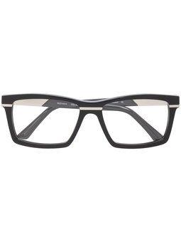 fcdce3578730 rectangle single-stripe glasses   receta 2019-recomendaciones ...