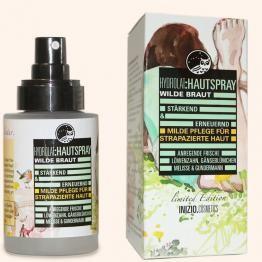 Hydrolat WILDE BRAUT - natürliche Hautpflege aus Österreich