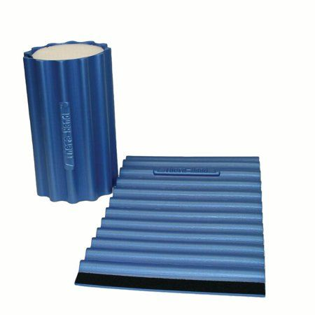 Theraband Foam Roller Wraps Blue Walmart Com Foam Roller Roller Closed Cell Foam