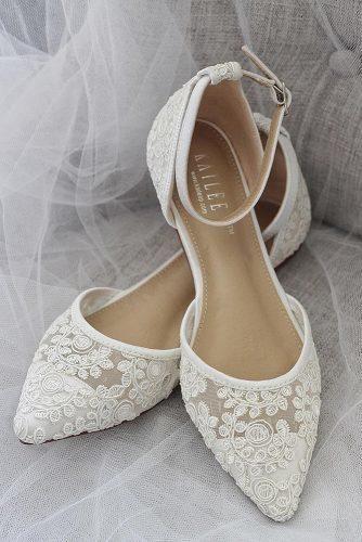 30 Wedding Flats For Comfortable Wedding Party Wedding Forward Wedding Shoes Comfortable Wedding Shoes Bride Comfortable Wedding Flats