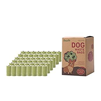 12 Pack OurPets Universal No Touch Waste Bags
