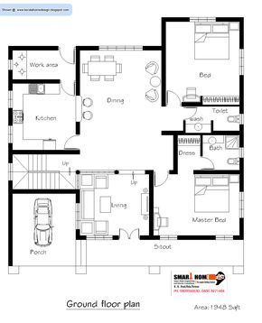 Kerala Home Plan And Elevation 2811 Sq Ft Kerala Dp In