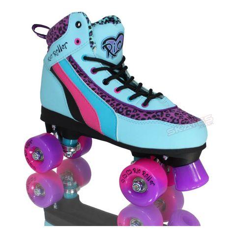 Rio Roller Fierce Skates | Roller Skates | Skates.co.uk