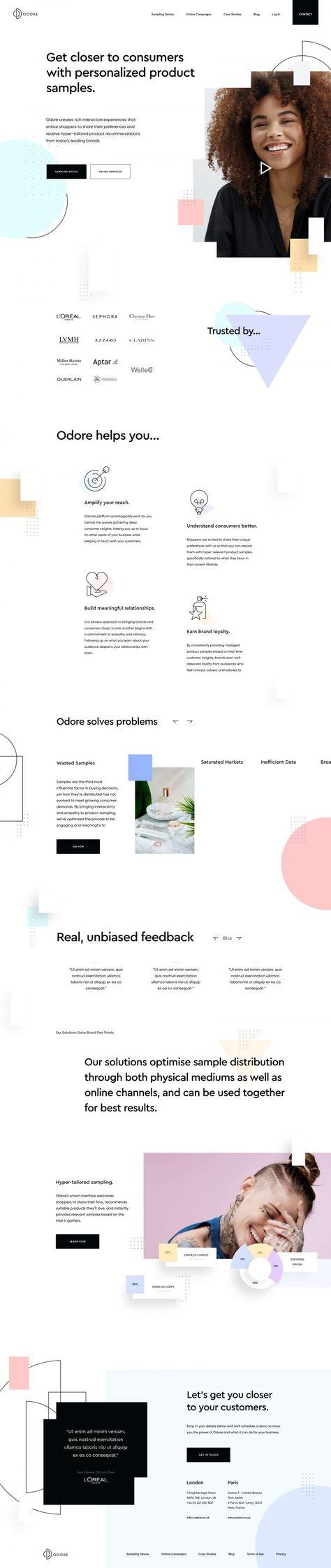 UI Design Inspiration 62 - Gillde | Design Inspiration