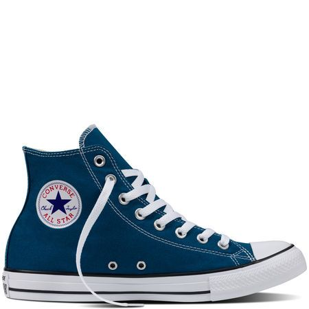 Tênis Casual Converse All Star As Core Hi New - 33 ao 44 - Branco | Converse,  Star and Shoe boot