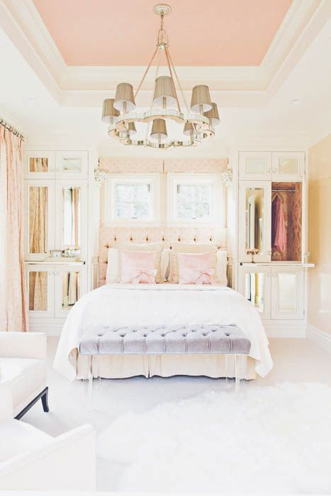 10 Pretty Inspirational Bedrooms J Adore Lexie Couture Home Pinterest And