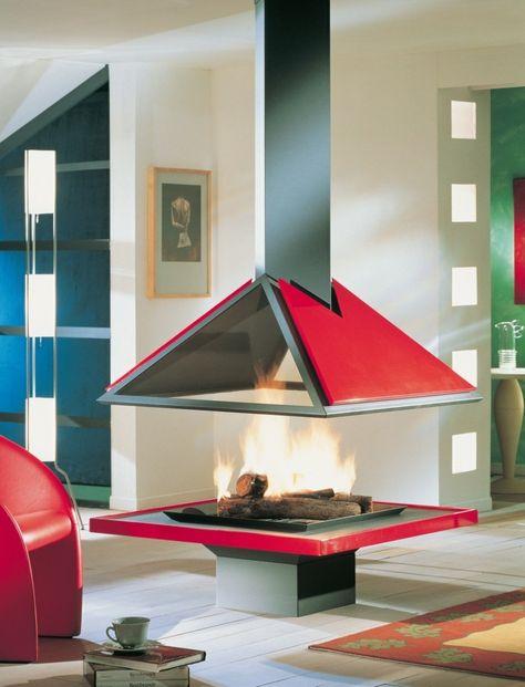 kaminofen modern schönes kamin wohnzimmer kamin einbauen Pinterest