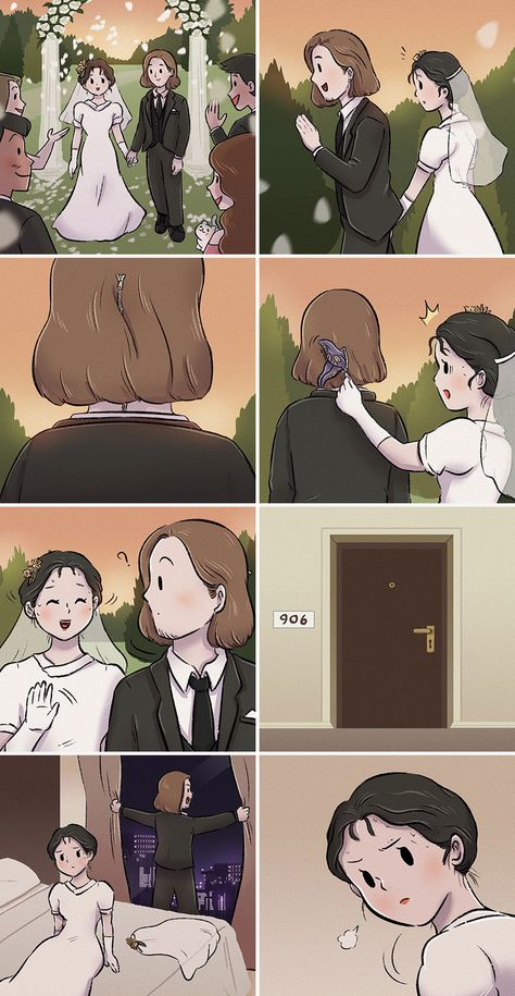 This Artist Creates Thought-Provoking Comics That Will Probably Make You Cry (6 New Comics)   Bored Panda