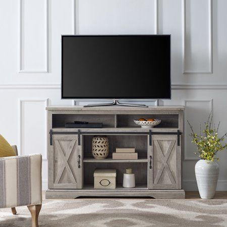 Farmhouse Tv Stand For 65 Inch Tv