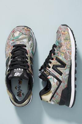 New Balance Sweet Nectar 574 Sneakers   Turnschuhe damen ...
